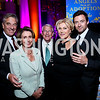 Paul Pelosi and Leader Nancy Pelosi, Sen. Roger Wicker, Deborra-Lee Furness and Hugh Jackman. Photo by Tony Powell. WL CCAI 2013 Angels in Adoption Gala. Reagan Building. October 9, 2013