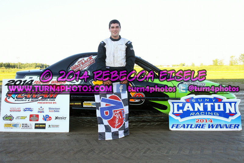 Thunder stock Desormeau May 9 win- 1
