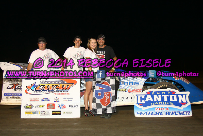 Late Model Charles July 11 winner - 3