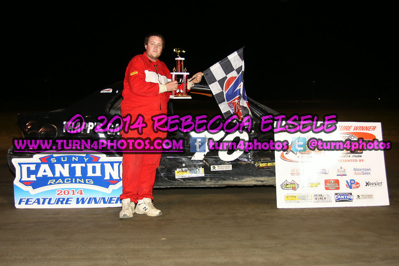 Trapp Thunder Car July 25 win - 1