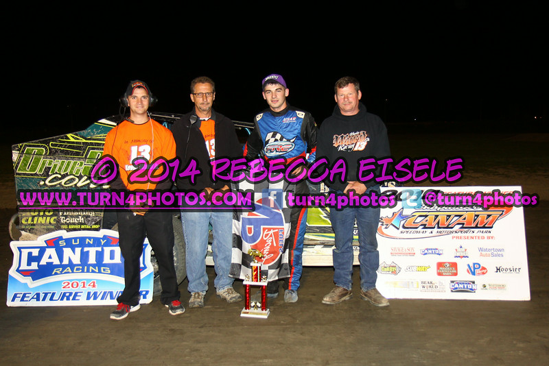 Sportsman August 29 Winner Sweet - 4