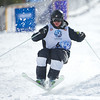 Moguls competition at the 2014 US Freestyle National Championships