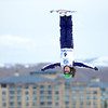 Aerials competition at the 2014 US Freestyle National Championships
