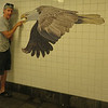 Subway Art-Eagle