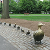 Make Way for Duckling-Boston Public Garden