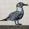 Subway Art-Pigeon