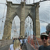 Beck and Brandon-Brooklyn Bridge