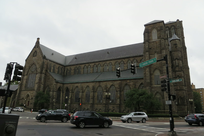 Holy Cross Catheral Church-Largest Roman Catholic in New England