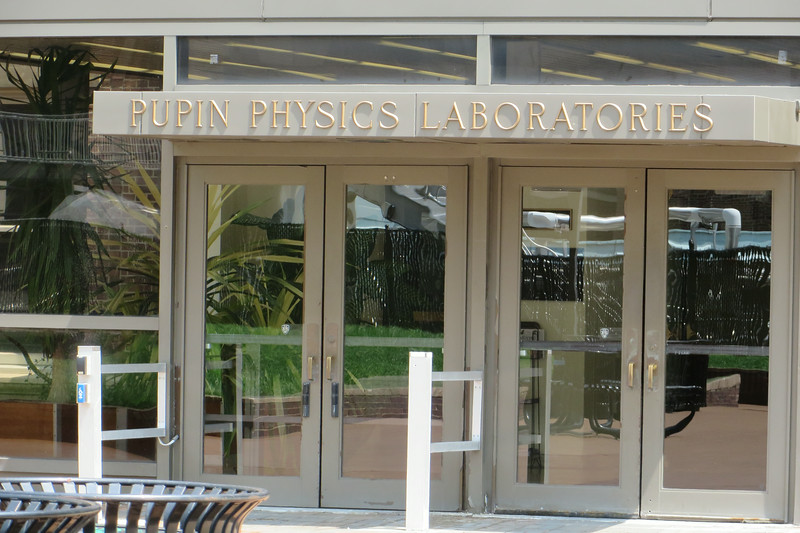 Pupin Physics Lab