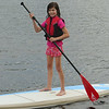 Ava loving the SUP