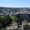 UC Berkley campus from the top of The Campanile