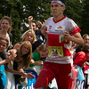 Patrick Zbinden 32:49<br /> Swiss (6th Place)