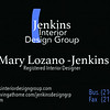 CMYK 2014 FRONT #1 Mary Jenkins businesscard