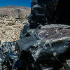 obsidian at Glass Mountain