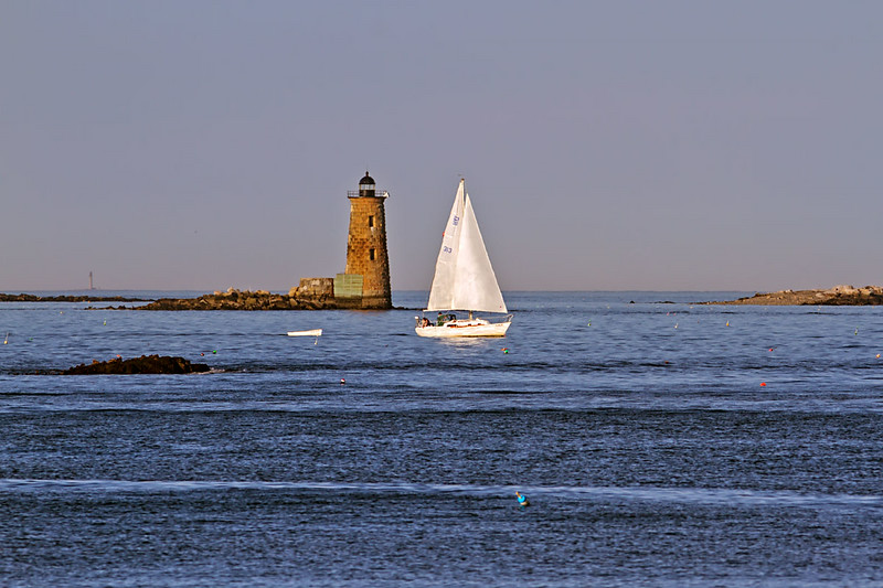 Whaleback Lighthouse