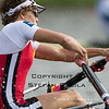 2014 World Rowing Championships, Amsterdam, the Netherlands.<br /> 29/08/2014<br /> Final (places 1-6)<br /> women's lightweight single sculls<br /> 1. BEL<br /> 2. GRE<br /> 3. USA<br /> <br /> Photo: Stefan Racila