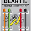 2014-02-19 Nite Ize GT3-4PK-A1 Gear Tie Reusable 3-Inch Rubber Twist Tie, Assorted Colors $3.24