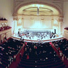 Carnegie Hall - Spring for Music - Pittsburg Symphony Orchestra 7