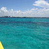 Returning from Isla Mujeres