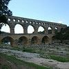 Pont du Gard - Roman Aqueduct Bridge of Nimes