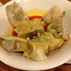 Nan Xiang Xiao Long Bao - Pork & Vegetable Wontons in Spicy Sauce