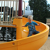Will coming down the slide
