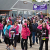 Thousands of people, including cancer survivors, their families and businesses, participated in the annual American Cancer Society Making Strides Against Breast Cancer walk at Woodbury Common Premium Outlets in Central Valley, NY on Sunday, October 19, 2014. Hudson Valley Press/CHUCK STEWART, JR.