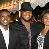Avery, Michael and Nadia Cole, the singing trio know as The Voices of Glory, performed at the 26th Annual International Festival held over the Labor Day Weekend in the City of Newburgh. Hudson Valley Press/CHUCK STEWART, JR.