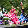 The sixth annual La Guelaguetza was held in Waryas Park in Poughkeepsie, NY on Sunday, August 3, 2014. Hudson Valley Press/CHUCK STEWART, JR.