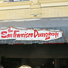 Saw the new attraction at Fisherman's wharf The Dungeon