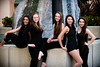 Hillsdale dance ensemble headshots by Still Light Studios