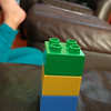 Amelia's lego version of Tunip.