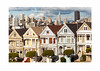 "The ""Painted Ladies"" at Alamo Square, San Francisco, CA 0455h"
