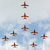 Red Arrows B 060714 Waddo
