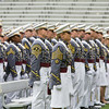 The United States Military Academy Class of 2014 graduation and commissioning ceremony was held on Wednesday, May 28, 2014 in West Point's Michie Stadium where United States President Barack Obama was the commencement speaker. Hudson Valley Press/CHUCK STEWART, JR.