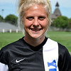 #5	Heather Negley	 Junior	 Defender Ithaca, Nebraska