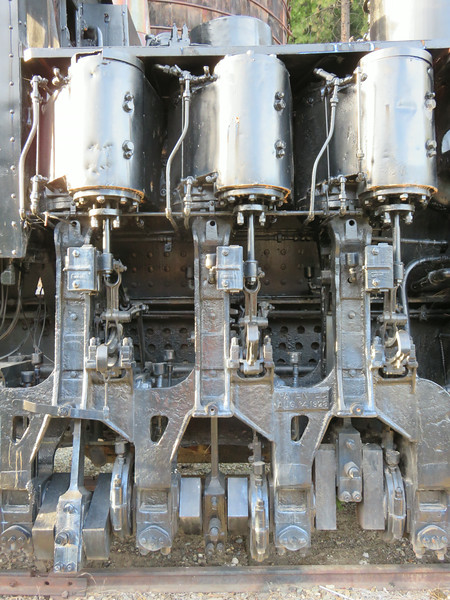 30b Engine to the timber locamotive