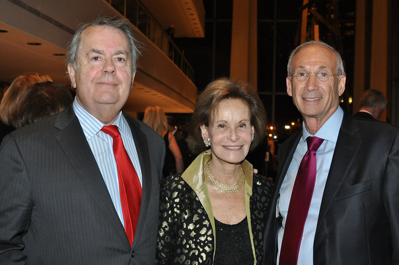 Ronald J  Ulrich (Board Member), Susan Rose (Board Member), Peter W  May (Board Member) _credit Linsley Lindekins