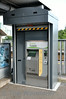 Ticket Vending Machine at Monastervin. The Station is only staffed between 0600 and 1348 Monday - Friday. Sun 17.08.14