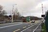 Minish Level Crossing XT102 on the N22 Tralee - Cork road outside Killarney. Sat 01.03.14