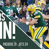 ‎Packers‬ 31 .. Jets 24 .. in one word GoPackGo !! ..