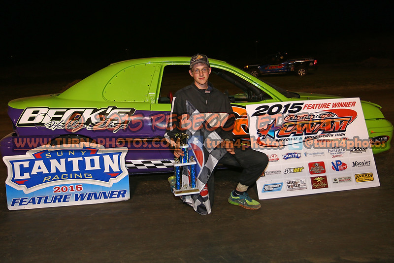 Bechler, Dakota June 19 Thunder Stock win - 1