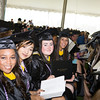 Mount Saint Mary College held its 52nd Commencement Exercises for the graduating Class of 2015 in Newburgh, NY on Saturday, May 16, 2015. Hudson Valley Press/CHUCK STEWART, JR.