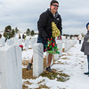 Fort Logan National Cemetery Cleanup
