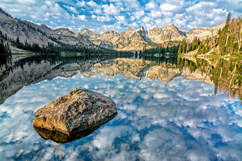 Alice Lake morning<br /> <br /> Photographer's Name: Chuck Knowles<br /> Photo Type:
