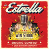 8-10-2014 LA ESTRELLA Singing Contest - ROUND TWO
