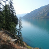 Lakeshore Trail near Stehekin 8-17-14 Day 229