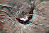 Mount Saint Helens Google Earth 12x18