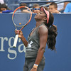 US  OPEN  TENNIS  TOURNAMENT  2014     /    Sloane  Stephens    -    Flushing, Queens  NY