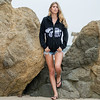 Nikon D800E Photos of Model in Hoody & Denim Cutoff Jeans Shorts !